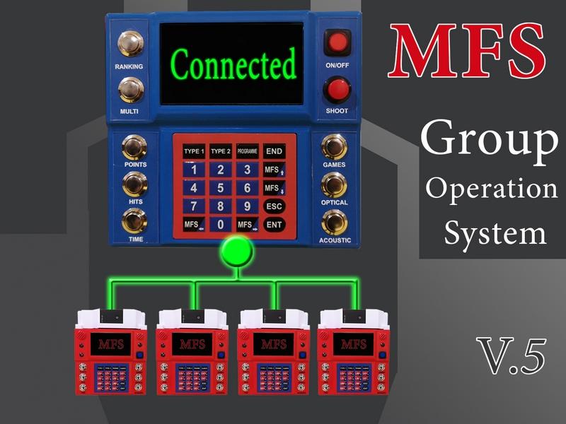 ELECTRONIC TRAINING SYSTEM MFS V.5