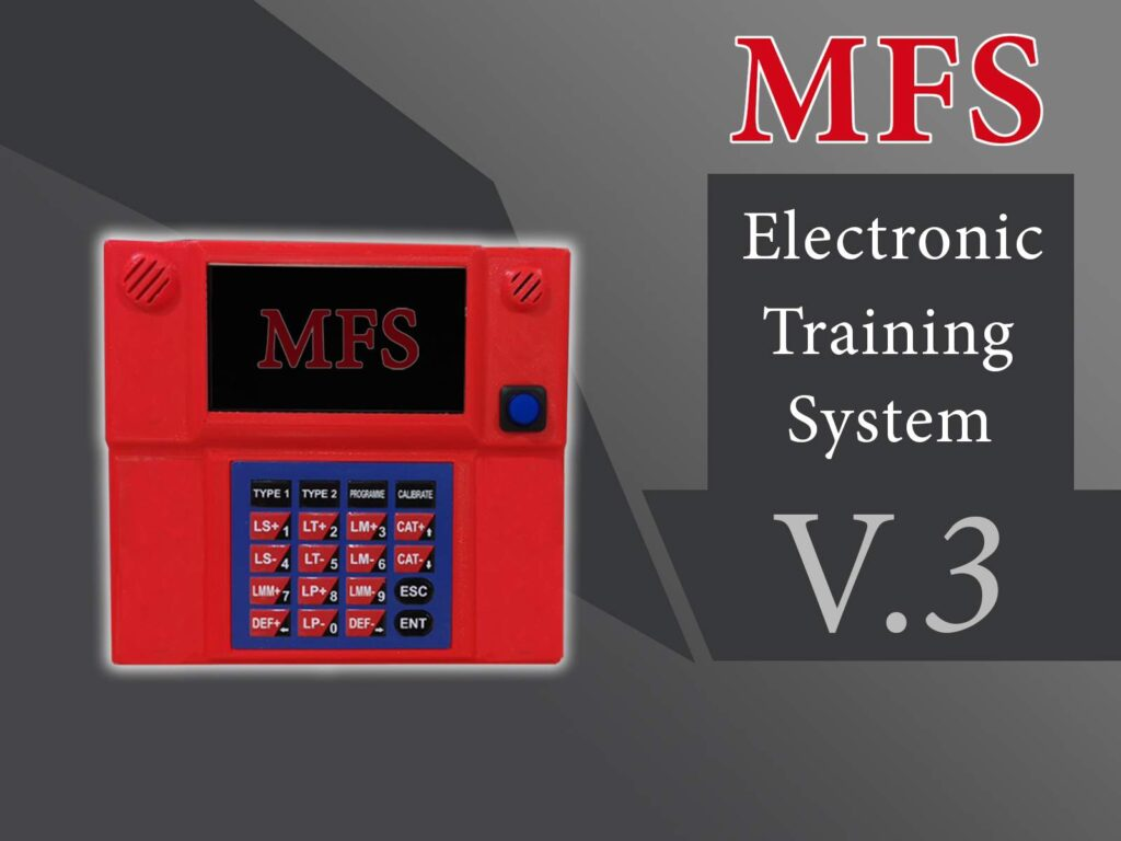 ELECTRONIC TRAINING SYSTEM MFS