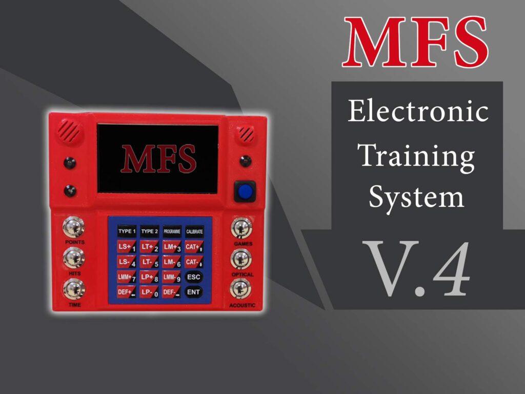 ELECTRONIC TRAINING SYSTEM MFS V4